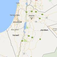 Google menghapus Palestina dari Google Maps dan menggantinya dengan Israel, rakyat dunia bikin petisi. (Via: Google Maps)