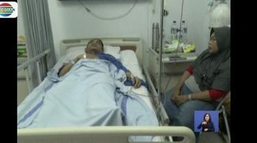 Korban luka kecelakaan bus Cikidang yang dirawat di RS PMI Bogor bertambah jadi tujuh orang.