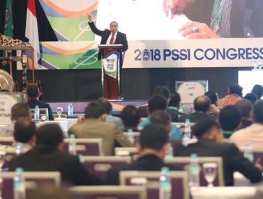 Bahas Dua Agenda, Kongres PSSI 2018 Resmi Dibuka Edy Rahmayadi