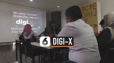 Mari bergabung dan bereksplorasi bersama para ahli di Digi-X.