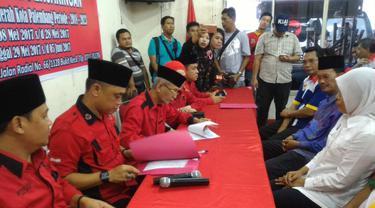 Pilkada Wali Kota Palembang 2018
