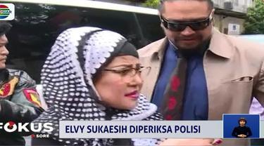 Pada 16 Februari 2018, tiga anak Elvy Sukaesih yaitu Dhawiya, Ali Zaenal Abidin, Syechan serta istrinya Chairu Gita diciduk polisi di rumah ibunya di kawasan Cawang, Jakarta Timur.