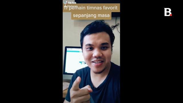 Berita Tiktok Bola.com, Egy Maulana Vikri dan 10 Pemain Favorit di Timnas Indonesia