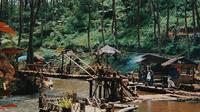 Wisata Kampung Singkur (dok.instagram@nurul_jamilah30/https://www.instagram.com/p/BvbzVBnADvv/Devita