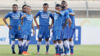 Persib Bandung. (Bola.com/Nicklas Hanoatubun)