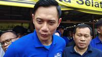 Komandan Kogasma Partai Demokrat Agus Harimurti Yudhoyono (AHY). (Liputan6.com/Ady Anugrahadi)