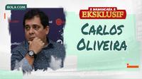 Wawancara Eksklusif - Carlos Oliveira (Bola.com/Adreanus Titus/Foto: Iwan Setiawan)