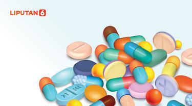Ilustrasi harga obat COVID-19 naik (Liputan6.com / Abdillah)