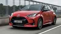Toyota Yaris hybrid (Carscoops)