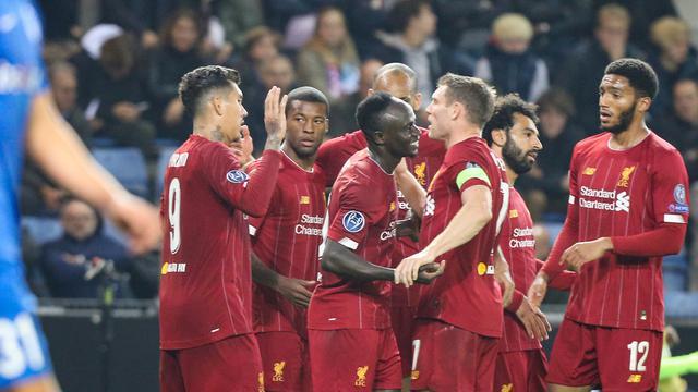 Liverpool Berpesta Gol di Kandang KRC Genk