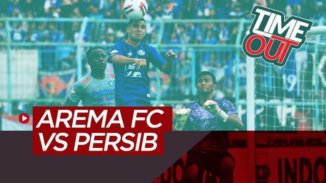 Berita video Time Out Shopee Liga 1 2020 kali ini membahas kekalahan Arema FC dari Persib Bandung di Stadion Kanjuruhan, Malang, pada pekan kedua.