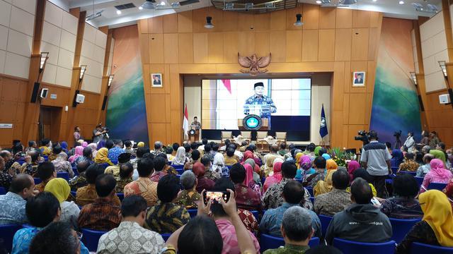 Kemendikbud Gandeng KPK Awasi Dana Pengajaran 2019 Rp 487 Triliun