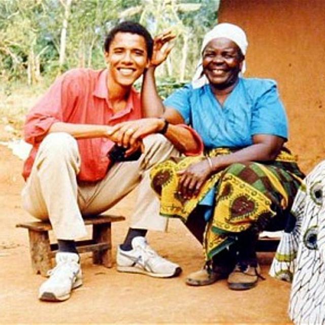 Nenek Presiden Obama Pergi Umroh, Nih Buktinya! - Lifestyle Fimela.com