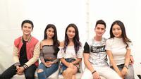 Meet And Greet Sinetron Siapa Takut Jatuh Cinta (Adrian Putra/bintang.com)