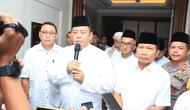 Kapolda Jatim Irjen Pol Luki Hermawan. (Liputan6.com/Dian Kurniawan)