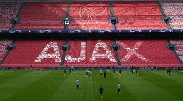 Tottenham Hotspur Siap Taklukkan Ajax Amsterdam