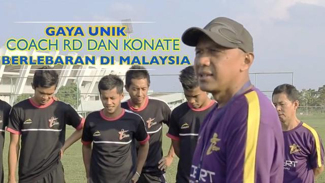 Video pendek milik T-Team Malaysia yang menceritakan bagaimana Rahmad Darmawan merayakan Hari Raya Lebaran dengan Makan Konate dan pemain T-Team Malaysia lainnya.