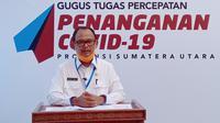 Menjelang Hari Raya Idul Fitri 1441 Hijriah, ketersediaan bahan pokok di Sumatera Utara (Sumut) dipastikan cukup