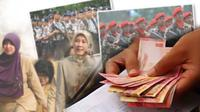 Gaji semua PNS, Anggota TNI/Polri dan Pejabat Negara naik setelah PP No. 30 Tahun 2015 ditandatangani Jokowi