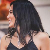 Sophia Latjuba jalani hidup vegetarian (Instagram/sophia_latjuba88)