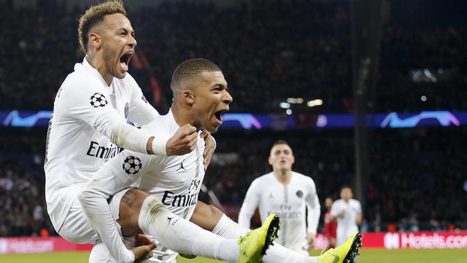 Tuchel Tak Jamin Kylian Mbappe dan Neymar Bertahan di PSG