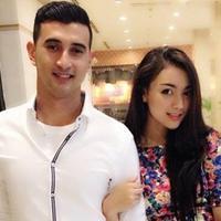 Citra Kirana dan Ali Syakieb (Bintang Pictures)