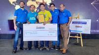 Mengikuti kompetisi tingkat dunia, mekanik Tata Motors Indonesia berhasil mengharumkan nama bangsa. (TMDI)