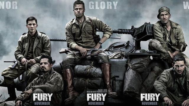 Adegan dalam film fury