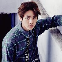 Baekhyun EXO menjalani masa trainee hanya 7 sampai 8 bulan sebelum bergabung dengan EXO. Ia ditemukan oleh SM Entertainment saat berlatih untuk masuk kuliah. (Foto: Soompi.com)