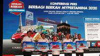 Program Berbagi Berkah MyPertamina (BBM) 2020. (Liputan6.com/Pebrianto Eko Wicaksono)