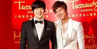 Sukses dengan drama Boys Before Flower, Lee Min Ho pun dibuatkan ptung lilin di museum Madame Tussauds. (Foto: dramafever.com)