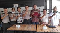 Perwakilan mahasiswa asal Papua di Riau berharap kerusuhan di daerah asalnya segera mereda. (Liputan6.com/M Syukur)