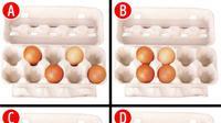 Dari cara Anda menyusun telur, kami dapat mengungkap apa kekuatan dari kepribadian Anda.  (Doc: Pixabay)