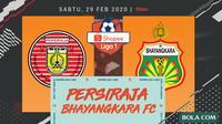 Shopee Liga 1 - Persiraja Banda Aceh Vs Bhayangara FC (Bola.com/Adreanus Titus)