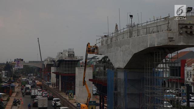 Proyek Jalan Tol Cimanggis-Cibitung