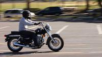 Sepeda motor yang kini mencatatkan jarak tempuh lebih tinggi ketimbang bus.