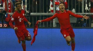 Bayern Munchen berhasil menyingkirkan Juventus dengan skor 4-2 dalam periode 120 menit dalam lanjutan babak 16 besar Liga Champions, Kamis (17/3/2016) dini hari WIB.