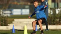 Gelandang baru Inter Milan, Rafinha. (Foto: Twitter Inter Milan)