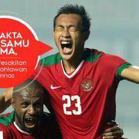 5 Fakta Hansamu Yama, dari pesakitan jadi pahlawan timnas Indonesia. (Digital Imaging: Nurman Abdul Hakim)