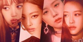 Baru-baru ini, girlband asuhan YG Entertainment, BLACKPINK merilis min album pertamanya yang bertajuk Square Up. Album mini ini terdiri dari empat lagu yaitu Ddu-Du Ddu-Du, Forever Young, See You Later, dan Really. (Foto: Soompi.com)