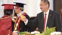 Sekolah Tinggi Pariwisata (STP) Bandung berhasil mempertahankan predikatnya sebagai salah satu pencetak lulusan pariwisata berstandar global.