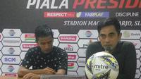 Pelatih PSS Sleman, Seto Nurdiyantoro (Liputan6.com/Switzy sabandar)