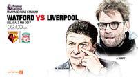 Prediksi Watford FC vs Liverpool (Liputan6.com/Trie yas)