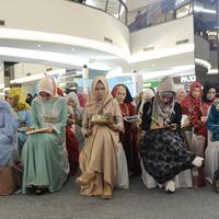 Puteri Muslimah 2017 (Galih W. Satria/bintang.com)