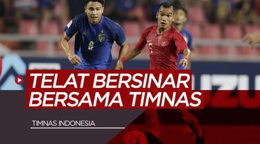Vlog Bola.com 4 Pemain Yang Telat Bersinar Bersama TIMNAS Indonesia, Salah Satunya Riko Simanjuntak