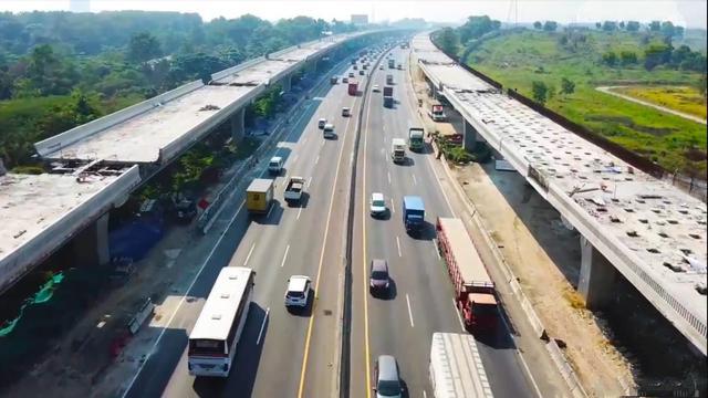 Image result for proyek jalan tol