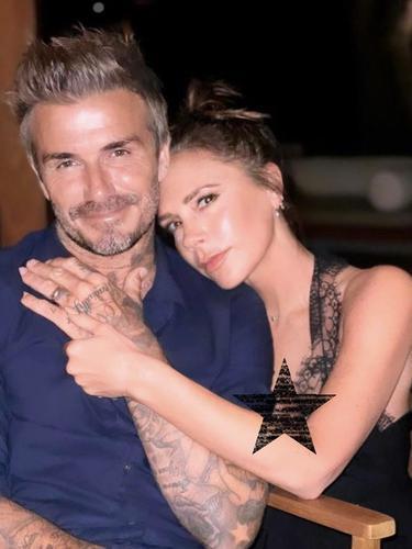 David Beckham dan Victoria Beckham. (Instagram/ victoriabeckham)