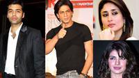 Selain Shahrukh Khan, Kareena Kapoor, Piryanka Chopra dan Kangana Ranaut juga dikabarkan tak akan menghadiri ultah sutradara Karan Johar.