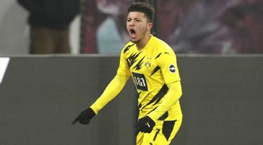 FOTO: Dihajar Borussia Dortmund, RB Leipzig Gagal Kudeta Bayern Munchen dari Puncak Bundesliga