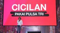 CCO Tri Indonesia, Dolly Susanto (sumber: istimewa)